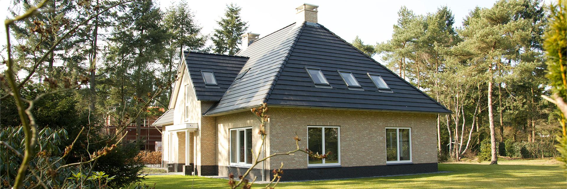 bouw particuliere villa