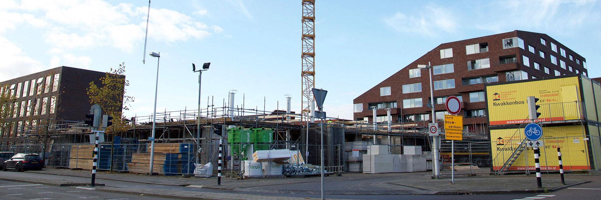 projectmatige bouw aannemer utrecht